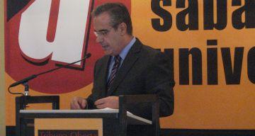 Corbacho aposta per augmentar l'endeutament dels ajuntaments per superar la crisi