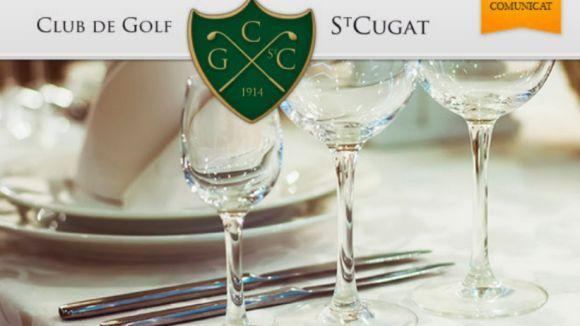 El Golf Sant Cugat celebra els 100 anys amb un sopar divendres de la setmana vinent