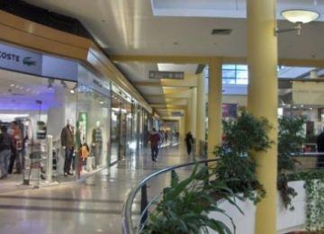 Imatge de l'interior del Centre Comercial