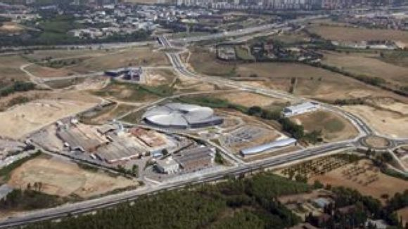 Projecte del Centre Direccional de Cerdanyola / Foto: Gencat