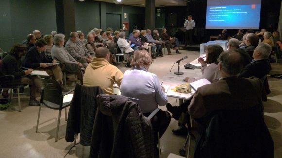 Comença el procés participatiu del barri del Monestir-Sant Francesc