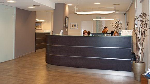 El centre sanitari Can Mora, obert aquest agost