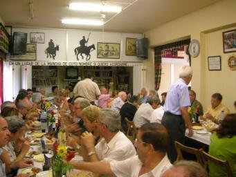 El Centro Castellano Machego celebra avui el sopar d'honor de les seves jornades