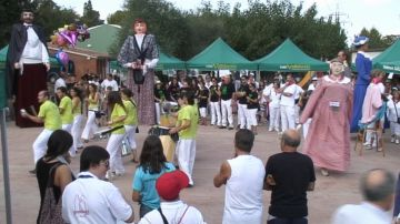 Les entitats, protagonistes del matí de dissabte de Festa Major