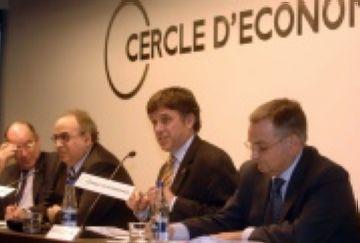 Recoder reivindica la millora de les connexions i un discurs unitari en l'Eix Mediterrani