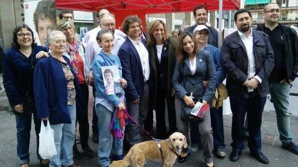 Chacón veu Soler com 'un dels millors candidats' del PSC a Catalunya