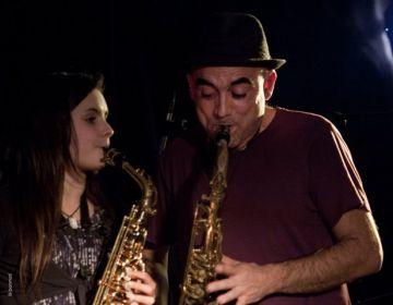 Motis, Chamorro i Terraza acosten el jazz a tots els públics en un concert al Teatre-Auditori