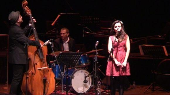 Concert inèdit d'Andrea Motis i Joan Chamorro