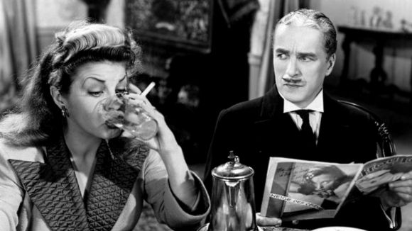 Fragment del fim, una de les obres mestres de Chaplin