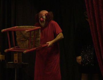 Can Ninot homenatja la figura del pallasso Charlie Rivel
