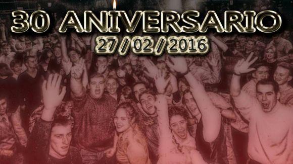 La discoteca Chic recorda avui el trentè aniversari del seu naixement en una festa a Sabadell
