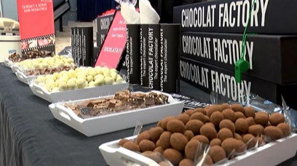 El moment més dolç dels Premis Esport en Marxa: Chocolat Factory endolceix la gala