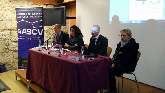 L'AASCV obre el 'Cicle de la llum' per acostar la ciència als ciutadans
