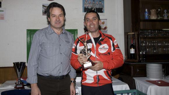 L'organització preveu uns 180 ciclistes a la Transcollserola