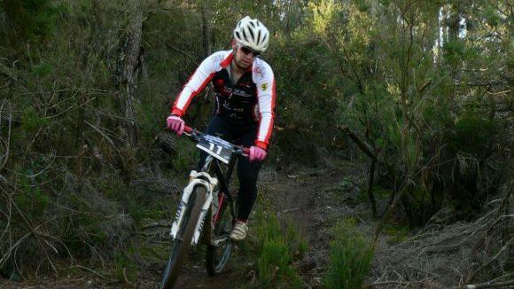 La Unió Ciclista Sant Cugat s'estrena a la BTT entre els 20 millors en Masters