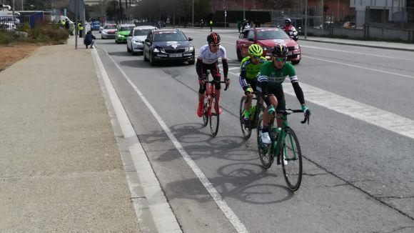 La segona etapa de la Volta a Catalunya ha creuat Sant Cugat aquest dimarts