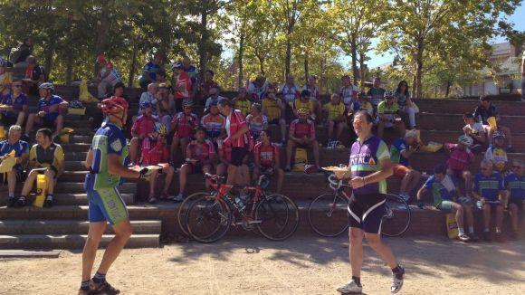 La 80a Festa del Pedal ha acollit 150 participants