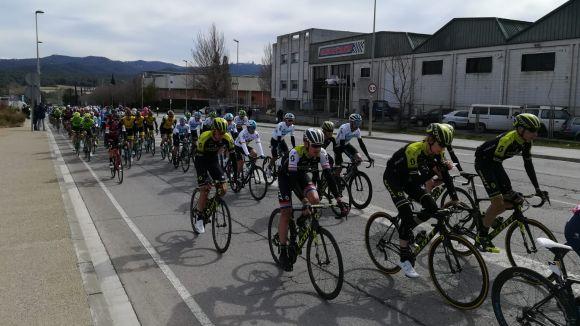 Sant Cugat acollirà el final de la cinquena etapa de la Volta amb sortida des de Puigcerdà