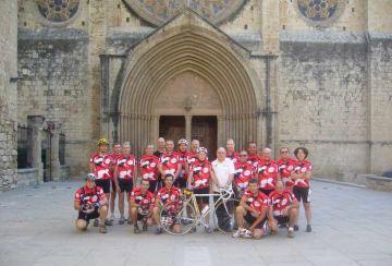 La Unió Ciclista Sant Cugat, protagonista al 'Clubs de Casa' de Cugat tv