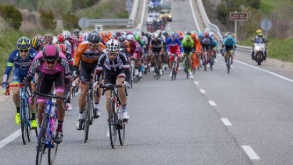Sant Cugat serà final d'etapa de la Volta Ciclista a Catalunya l'any que ve