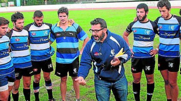 González (Sevilla): 'El Rugby Sant Cugat ha d'aprofitar la seva velocitat'