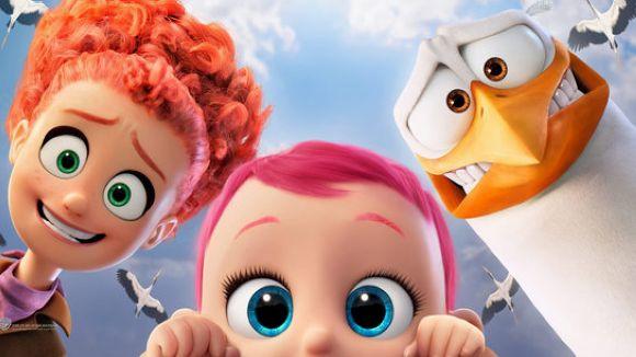 La pel·lícula d'animació 'Cigonyes' arriba avui als cinemes de Sant Cugat en català
