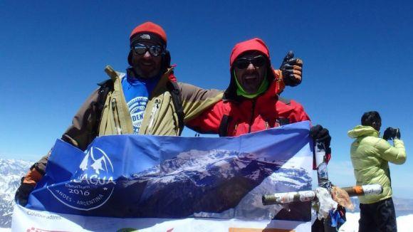 Els alpinistes del CEI / Foto: CEI