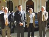 L'alcalde Recoder ha presidit l'acte de rebuig al terrorisme d'ETA