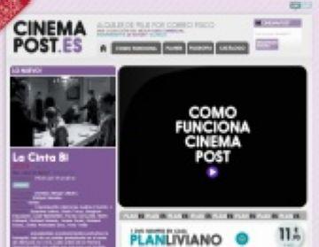 Un sistema de videoclub a domicili a través d'Internet arriba a la ciutat des de Girona