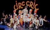 Part dels ingressos del Circ Cric es destinen a 'Pallassos sense fronteres'