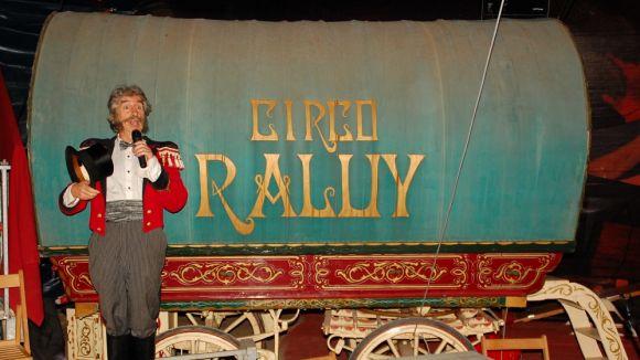 El Circ Raluy torna a Sant Cugat i ofereix espectacle fins a l'1 de maig