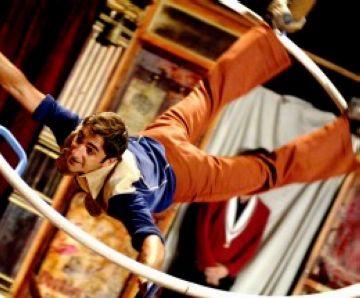El circ d'arrel més tradicional arriba al Teatre-Auditori de la mà de Circo de la Sombra
