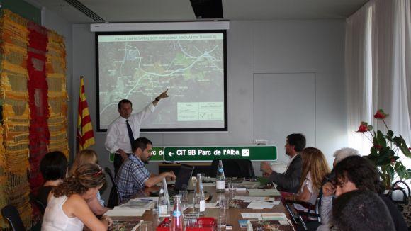 La nova senyalització del CIT, a partir de juliol