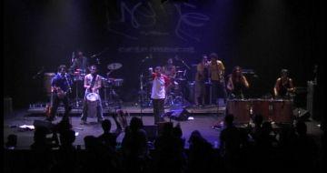 Citxileo torna a l'escenari de la mà del 'Mou-te' i amb el seu millor reggae-samba