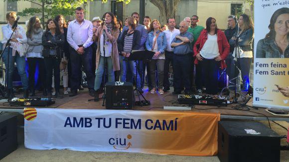 CiU es reivindica com 'l'aposta segura' davant els altres partits