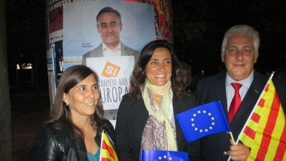 CiU vol que Catalunya arribi a Europa per defensar els interessos dels catalans