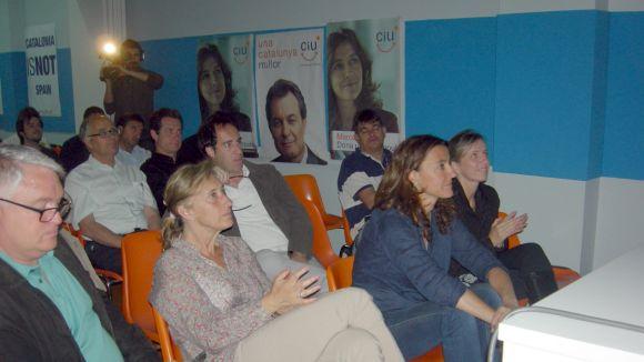 CiU destaca que és la força més votada a Sant Cugat tot i l'auge d'ERC