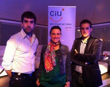 CiU encara el futur de la ciutat amb la mirada posada en els joves