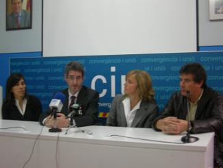 CiU demana a Montserrat Turu que compleixi el pacte de govern a l'EMD i signi el decret de delegació de competències