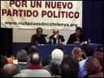 La formació, amb una delegació local, vol presentar-se a les properes eleccions catalanes i no descarten concórrer a les municipals