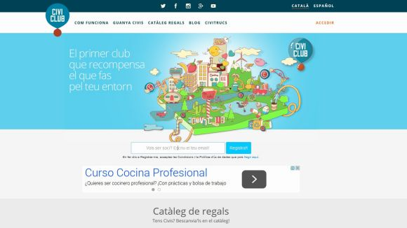 Worldcoo i Civiclub premien els usuaris que donin un euro a causes solidàries