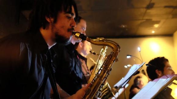 Concert: Claris Big Band