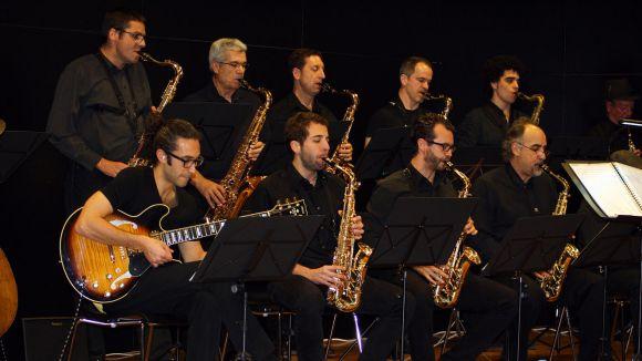 Imatge d'arxiu de la Claris Big Band / Foto: Clarisstreetband.com