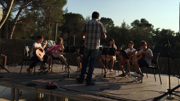 Moment del concert de cloenda