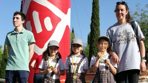 Prop de 3.200 esportistes han recollit la seva medalla