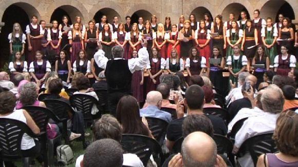 Les Jornades Cantemus uneixen els referents corals infantils i juvenils