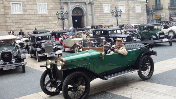 Sant Cugat viatjarà al segle XX amb un ral·li de cotxes d'època