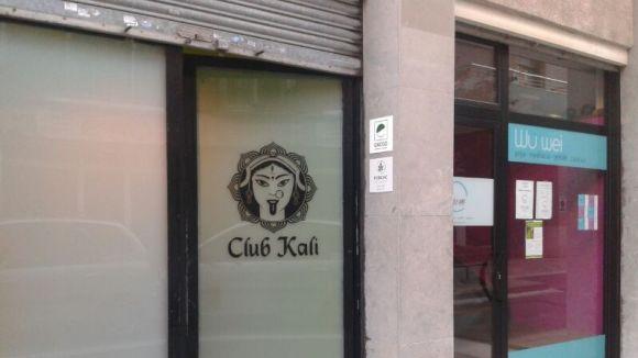 El Club Kali defensa la seva innocència després de l'escorcoll dels Mossos