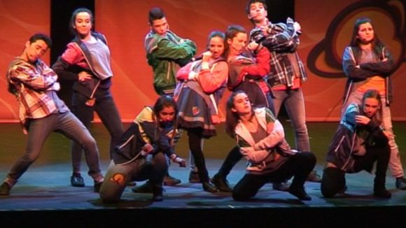 Entrega total del Teatre-Auditori a les cançons del Club Super3