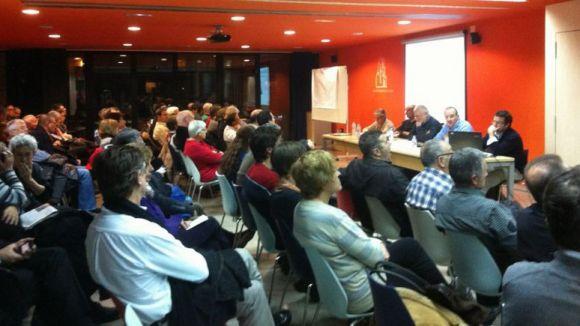 El Club Muntanyenc vendrà la seu a l'Ajuntament i triarà nou local al gener